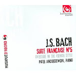 French Suite No 5 / French Overture