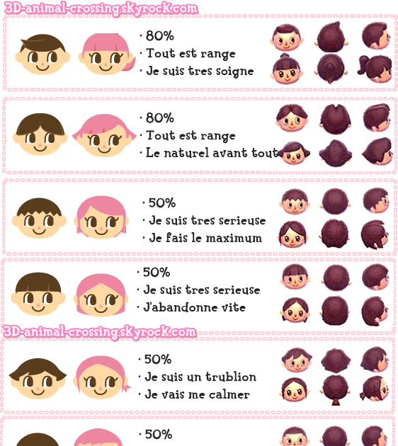 Animal crossing ds coupe de cheveux fille joyce powell blog - Coupe animal crossing new leaf ...