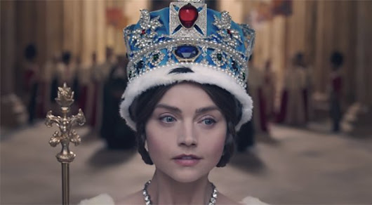 New Trailer Drops for ITV & PBS Masterpiece series 'Victoria' - With An Accent