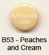 B53 Peaches and Cream