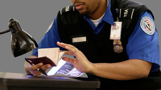 Terminal Confusion? DHS push could make some IDs invalid for flying | Fox News