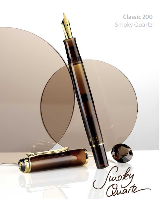 News: M200 Smoky Quartz Special Edition Demonstrator