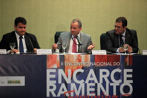 Ministério da Justiça recebe críticas por baixo investimento em penas alternativas