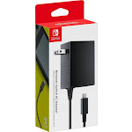 AC Adapter for Nintendo Switch - Black