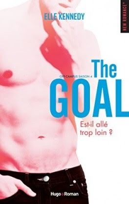 Couverture Off-campus, tome 4 : The goal