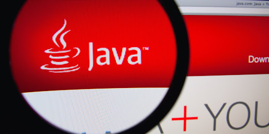 Oracle is finally killing off the Java browser plugin