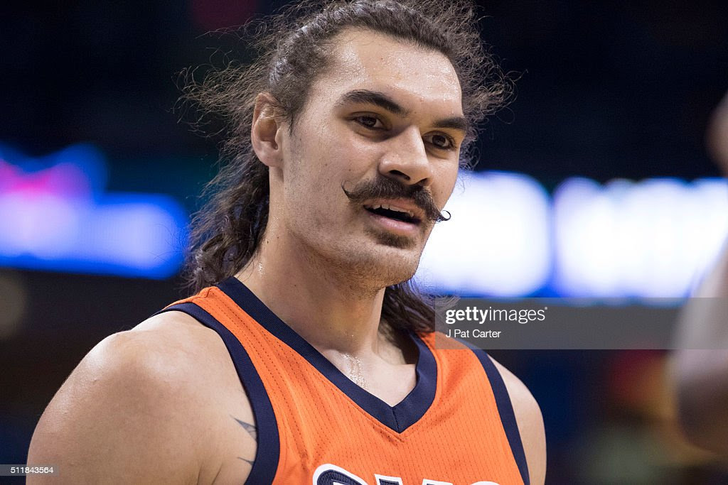 http://media.gettyimages.com/photos/steven-adams-of-the-oklahoma-city-thunder-listens-to-a-game-official-picture-id511843564