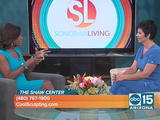The Shaw Center offers CoolSculpting
