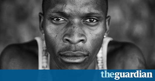 From crystal meth to Olympic glory: the recovery and rise of Luvo Manyonga | Sport | The Guardian