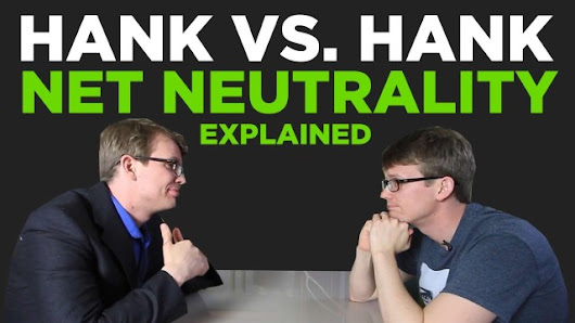 The Net Neutrality Debate Summed Up in Three Minutes