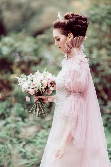Romantic 'My Fair Lady' Inspired Bridal Shoot