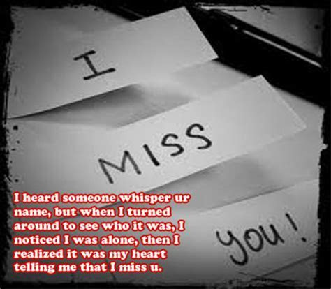 Whispering Your Name  Free Miss You eCards, Greeting