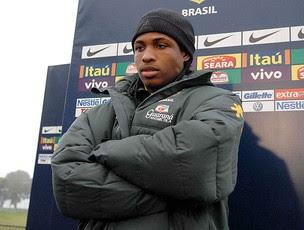 Diego Mauricio Seleção sub-20 (Foto: Alexandre Durão / Globoesporte.com)