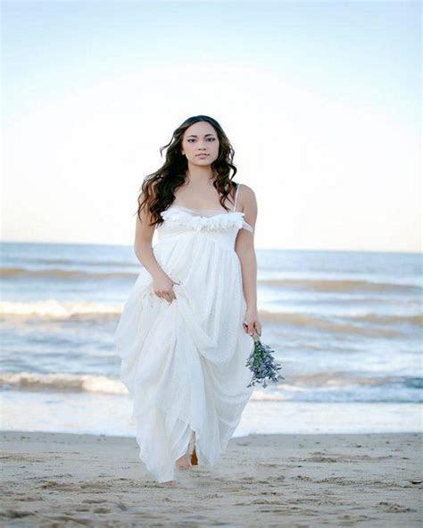 Plus Size Lace Beach Wedding Dress 2016 Sexy Sweetheart
