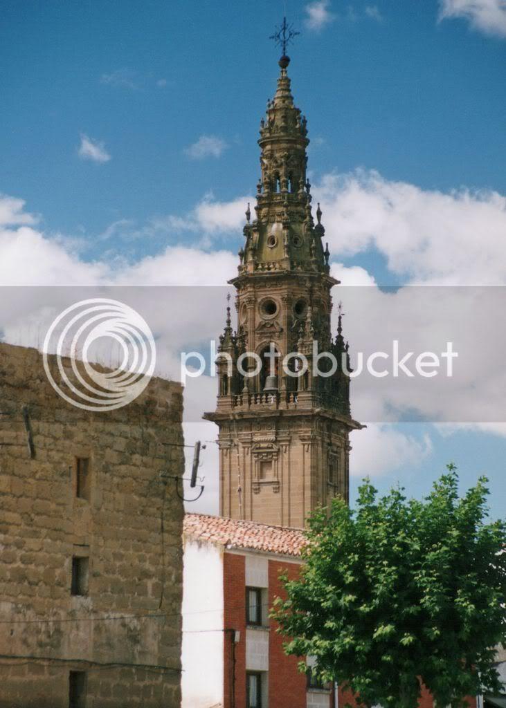 Santo Domingo de la Calzada. Torre de la catedral