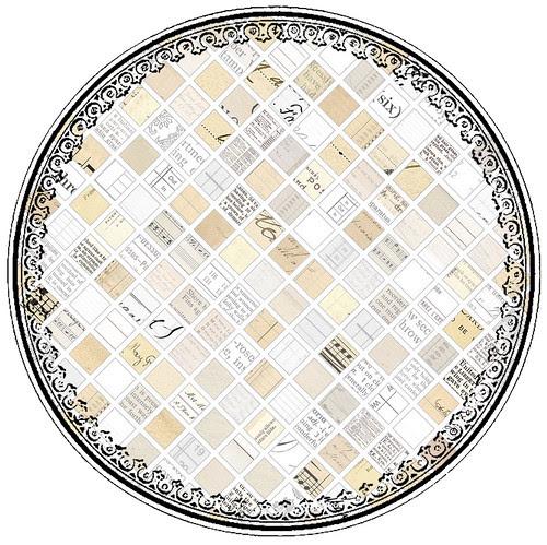 14_SAMPLE_JPEG_tiny_diamonds_paper_bits_EPHEMERA_12_and_half_inch_SQ_310dpi_melstampz