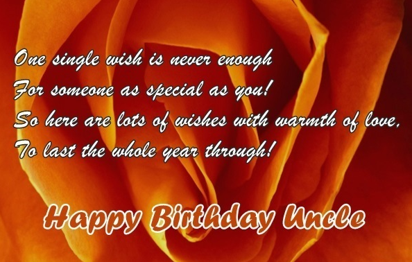 Birthday Wishes For Uncle Happy Birthday Quotes For Uncle Best