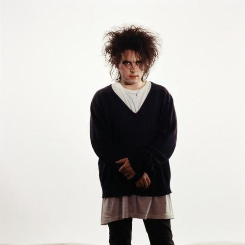 Robert Smith, vocalista do The Cure