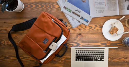 9 laptop bags for travelers who want to get through security in style