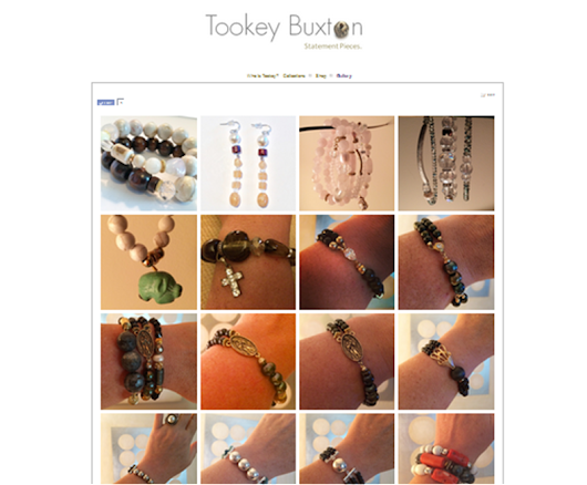 Photo Gallery of Latest Jewelry Creations - Tookey Buxton