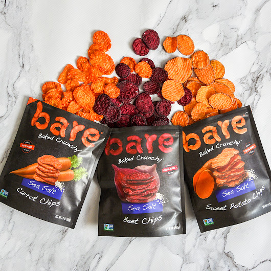 Bare Snacks Launches Baked Crunchy Veggie Chips | Project NOSH