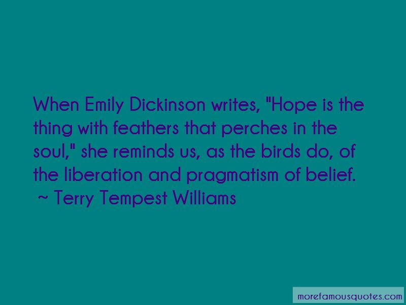 Quotes About Feathers Emily Dickinson Top 3 Feathers Emily