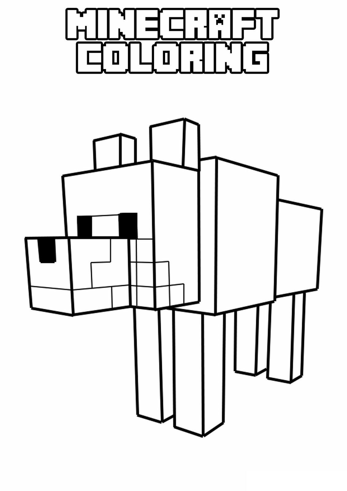 Kleurplaten Minecraft Steve.Charmante Minecraft Kleurplaten Printen Krijg Duizenden