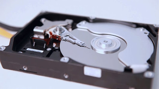 Microwave Tech Could Produce 40 TB Hard Drives in the Near Future