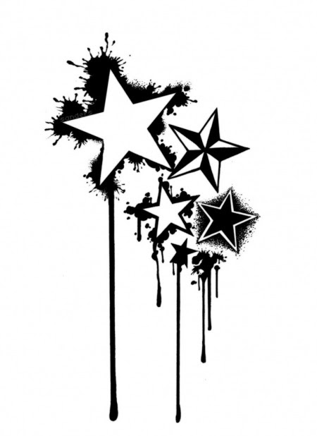 Free Images Star Tattoos Download Free Clip Art Free Clip Art On