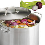 Tramontina ProLine 16-quart Stainless Steel Stock Pot with Lid