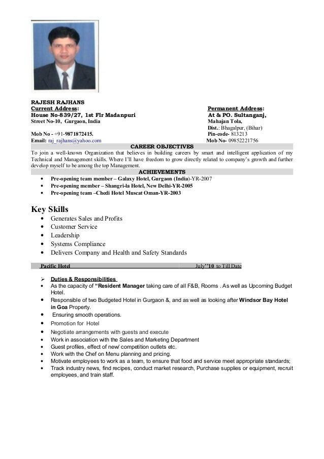 operation manager budget hotel manager resort manager 1 638