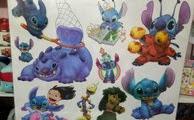Dekorasi Kamar Tidur Gambar Stitch