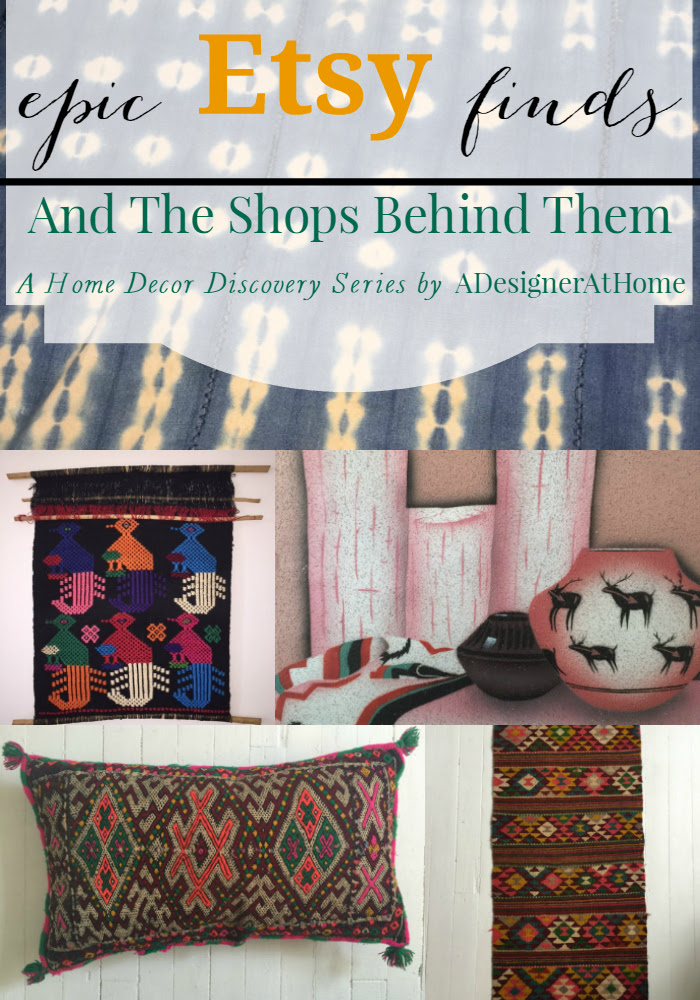 Epic Etsy Finds and The Shops Behind Them- part II