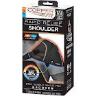Copper Fit Shoulder Wrap, Rapid Relief, Adjustable, Unisex