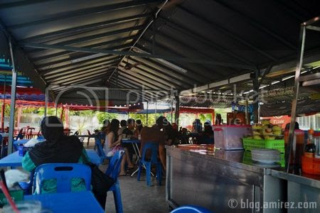Restoren Coconut Shake Klebang Melaka