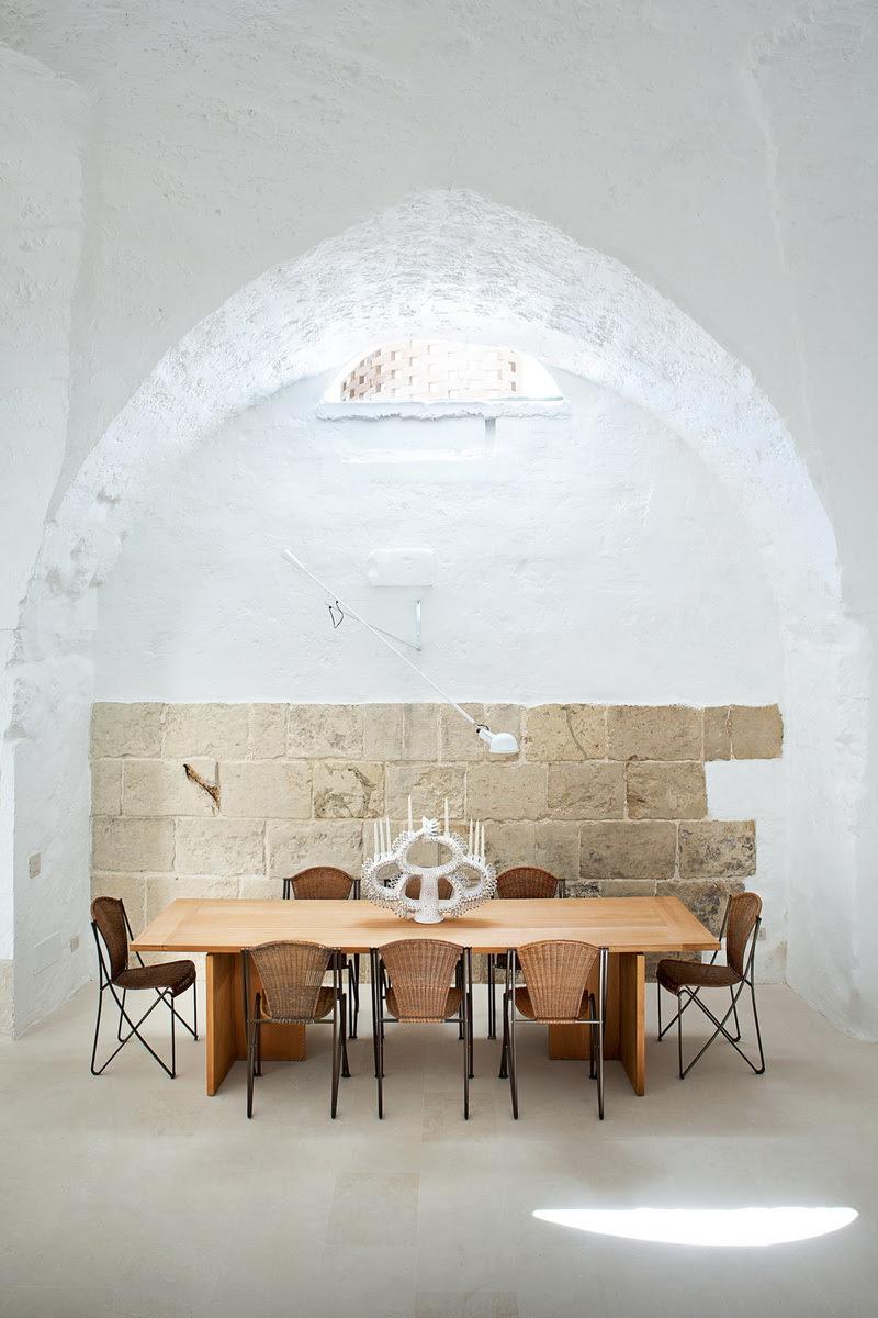 Habitar Modern Atende antiga em uma Casa de férias italiano renovado 4