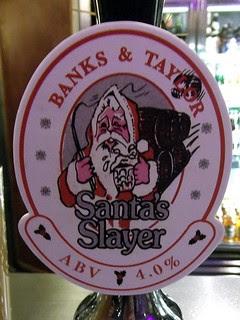 Banks & Taylor (B&T), Santa's Slayer, England