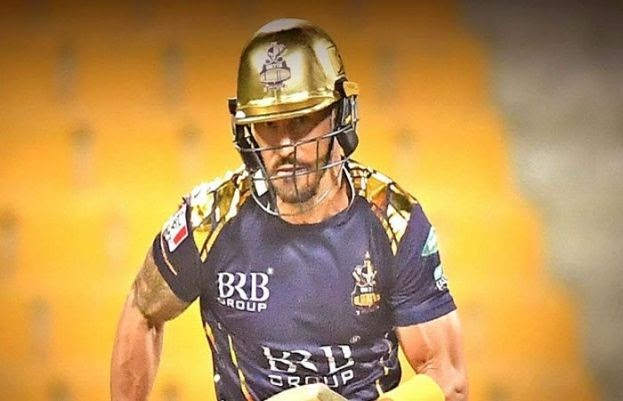 Faf du Plessis ruled out of PSL 6   sports news of today