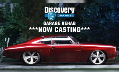 Richard Rawlings Garage Rehab New TV Show - CarShowz.com