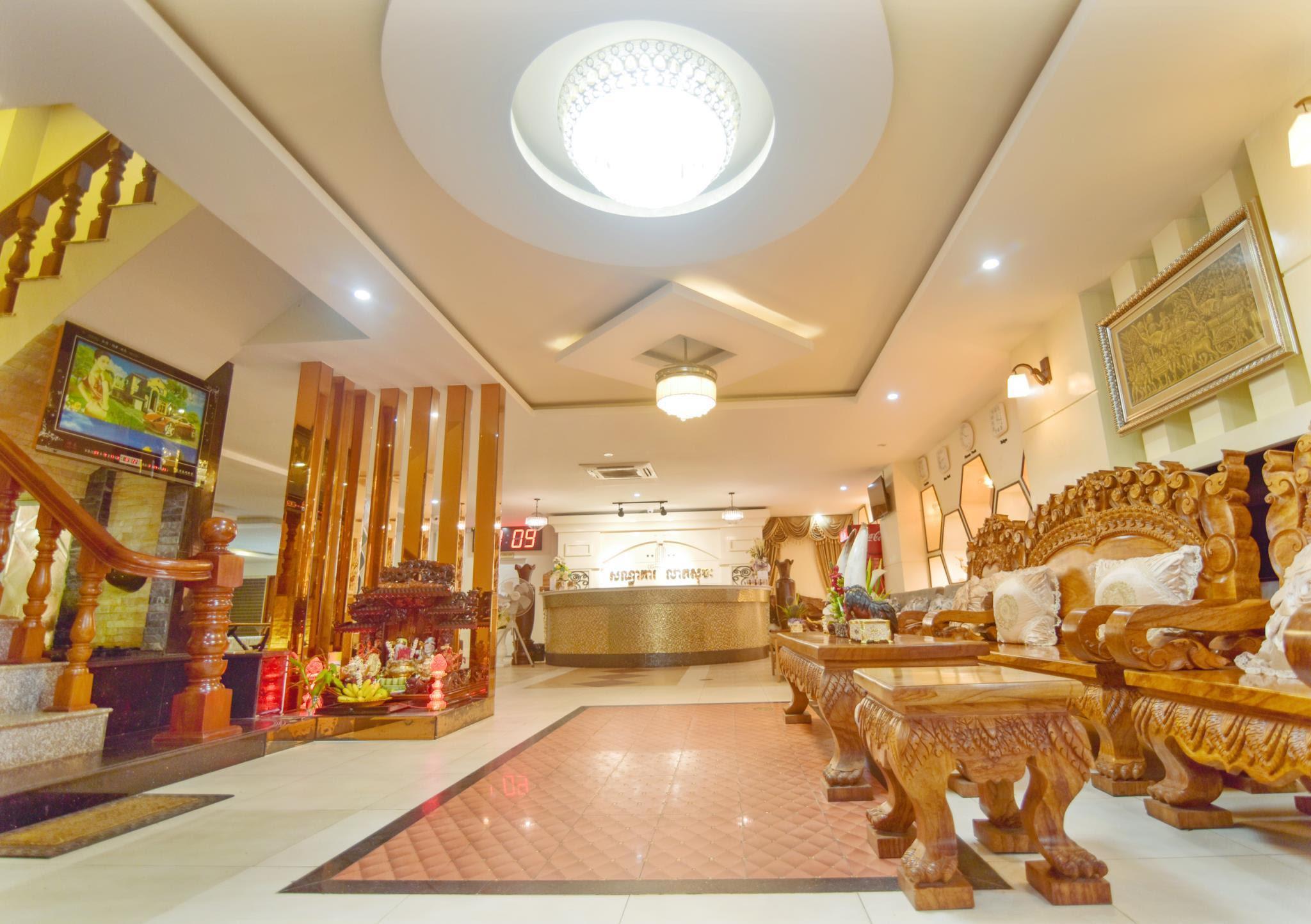 Leaph Sokhak Hotel Reviews