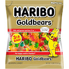 Haribo Gold-Bears Gummi Candy, Original - 3 lb bag