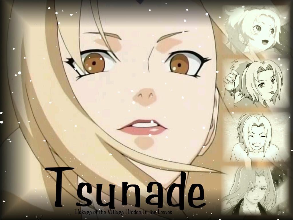 Tsunade Wallpapers