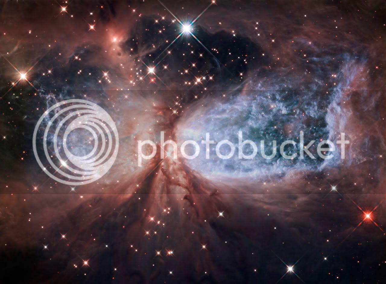 Sự chào đời của một ngôi sao Hubble