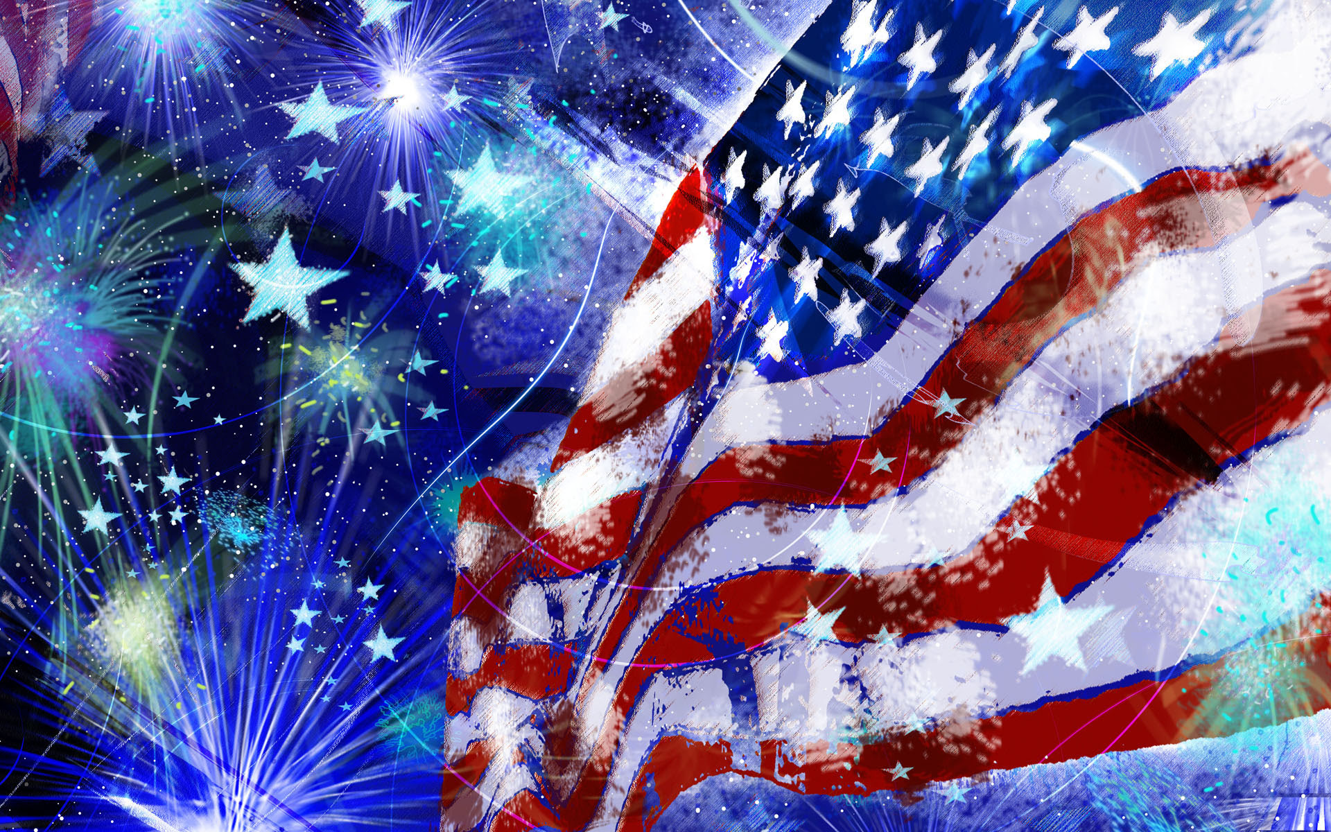 Independence Day - United States Of America Wallpaper ...