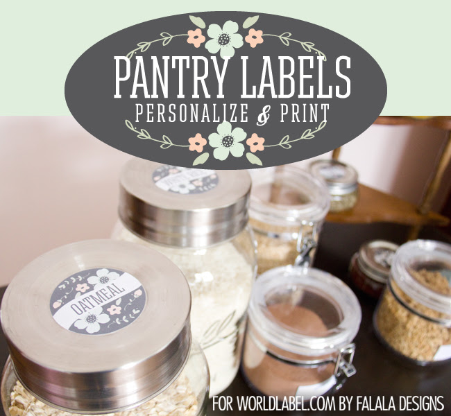 kitchen labels | Worldlabel Blog