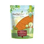 Organic Goji Berry Powder, 44 Pounds - by Food to Live
