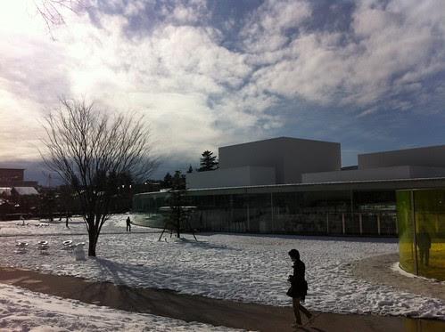 21st Century Museum of Contemporary Art 4
