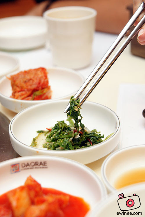 Dao-Rae-Korean-BBQ-Sunway-Giza-PJ-vege