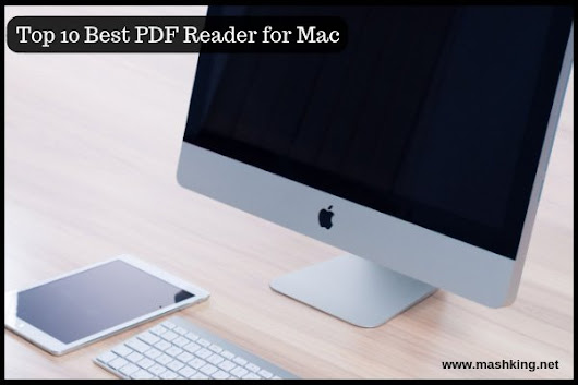 Top 10 Best PDF reader for Mac of 2018 : Must Check ✅