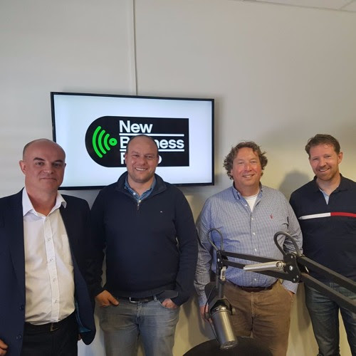 Modern automatiseren, Smart Documents - Let's Talk Business 26 april 2017 by New Business Radio